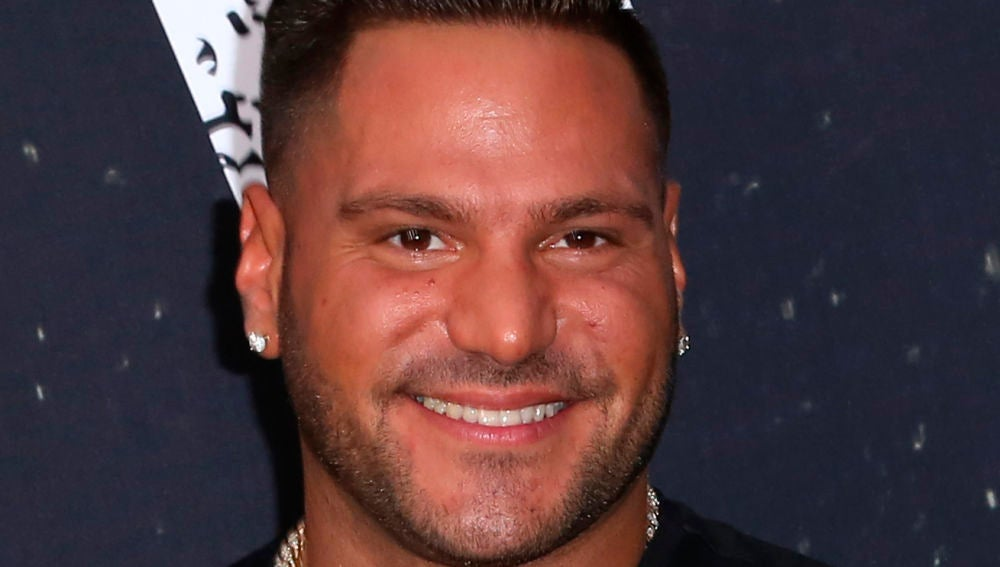 Ronnie Ortiz Magro de 'Jersey Shore'
