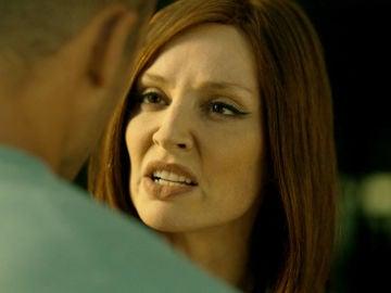 """Macarena pierde los nervios: """"¿Quién te está contando la basura esta de que violaron a mi hijo?"""""""