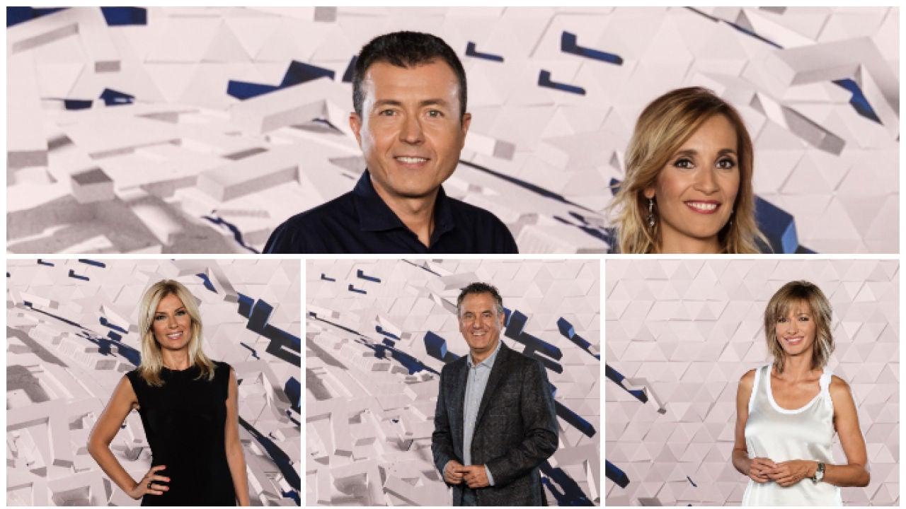 Los Presentadores De Antena 3 Noticias Recuerdan A Sus