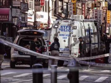 Crimen en Nueva York