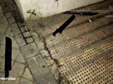 Los vecinos de Vallecas piden una solución para poner fin a las peleas entre bandas latinasen las calles
