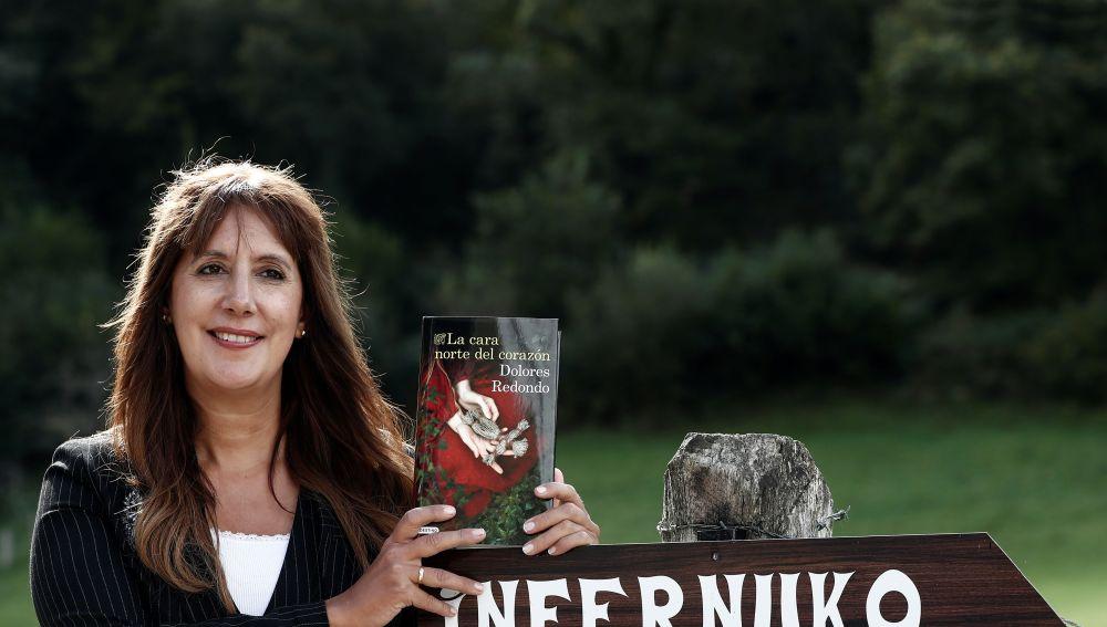 Dolores redondo presenta La 'cara norte', su última novela