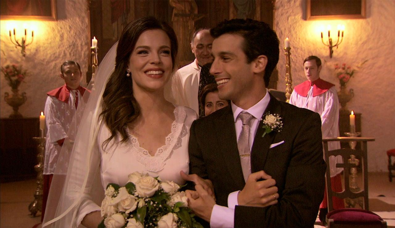 Amar es para siempre - Temporada 6 - Capítulo 1438 - La boda de María e Ignacio