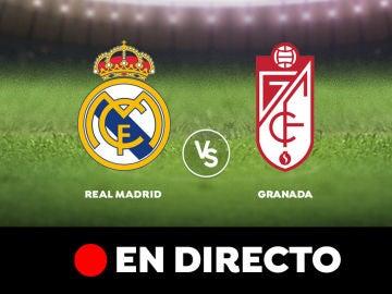 Real Madrid - Granada. En directo