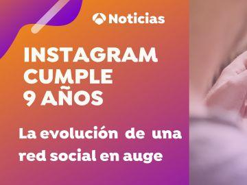 Instagram cumple 9 años