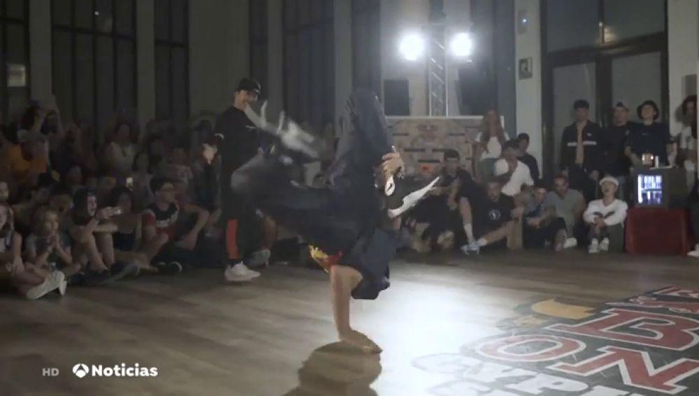 'Law' y 'Grace' ganan la final española de breakdance en Málaga