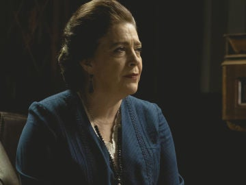 Francisca presiona a Isabel de los Visos en 'El secreto de Puente Viejo'