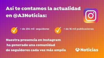 Antena 3 Noticias e Instagram