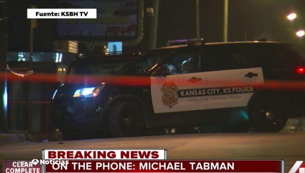 Al menos cuatro muertos y cinco heridos en un tiroteo en un bar Kansas