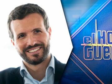 El jueves recibimos en 'El Hormiguero 3.0' a Pablo Casado, candidato a la presidencia del Gobierno por el Partido Popular
