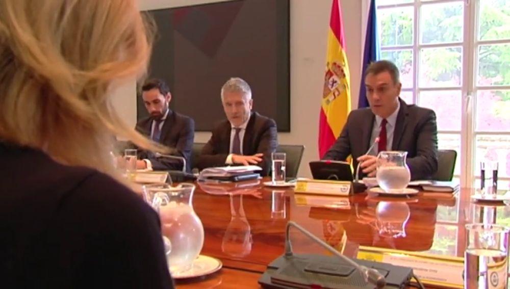 """Marlaska: """"El daño a Cataluña es grande y son responsables los que lo han alentado"""""""