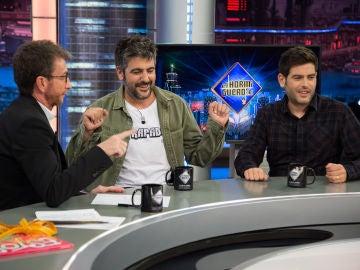 """Estopa hablan en 'El Hormiguero 3.0' del momento en el que les aconsejaron """"reguetonizar"""" su nuevo disco"""