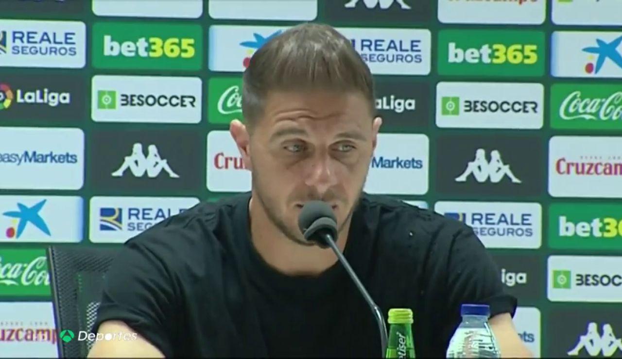 Joaquín responde a Xavi Hernández y Pep Guardiola sobre su postura en Cataluña