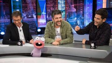 Polémica en la sección de Trancas y Barrancas en 'El Hormiguero 3.0': ¿La paella se come con cuchara o con tenedor?