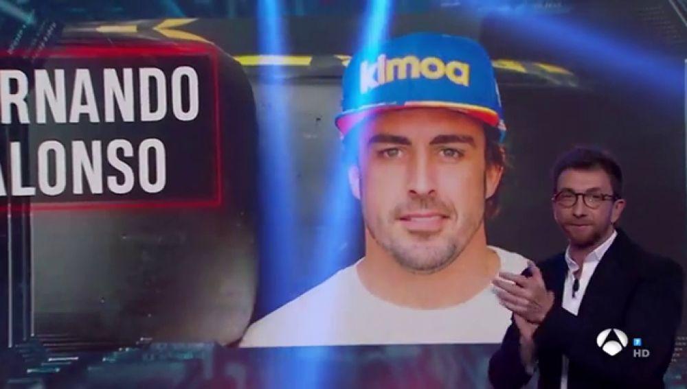 Fernando Alonso, Belén Rueda, Javier Rey, dos de los protagonistas de 'Juego de Tronos' y, Pablo Casado, los invitados de la próxima semana de 'El Hormiguero 3.0'