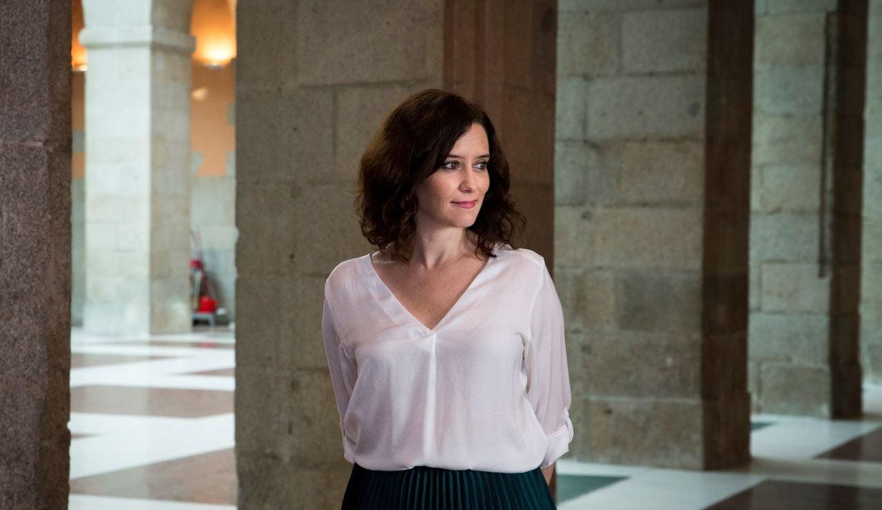 """Isabel Díaz Ayuso, sobre El Clásico: """"Es una pena que la política lo estropee todo"""""""