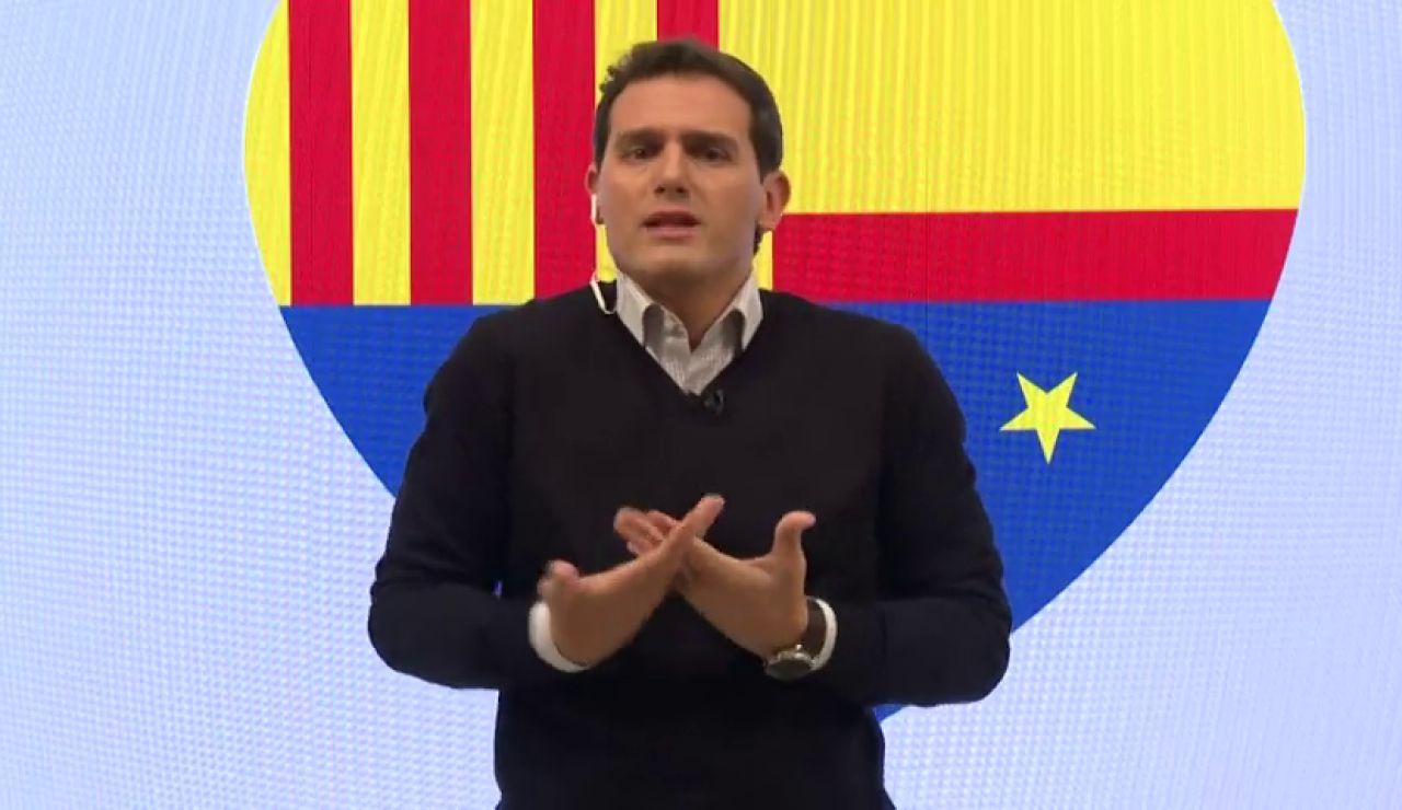 """Albert Rivera, sobre el aplazamiento de El Clásico: """"Es un mensaje letal"""""""