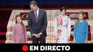 Premios Princesa de Asturias 2019: Ceremonia, Letizia y el discurso de Leonor, en directo