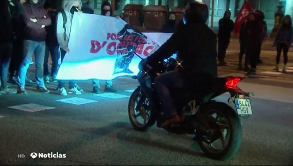 REEMPLAZO Todas las carreteras cortadas en Cataluña por la huelga general