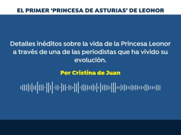 PODCAST: El discurso de la princesa