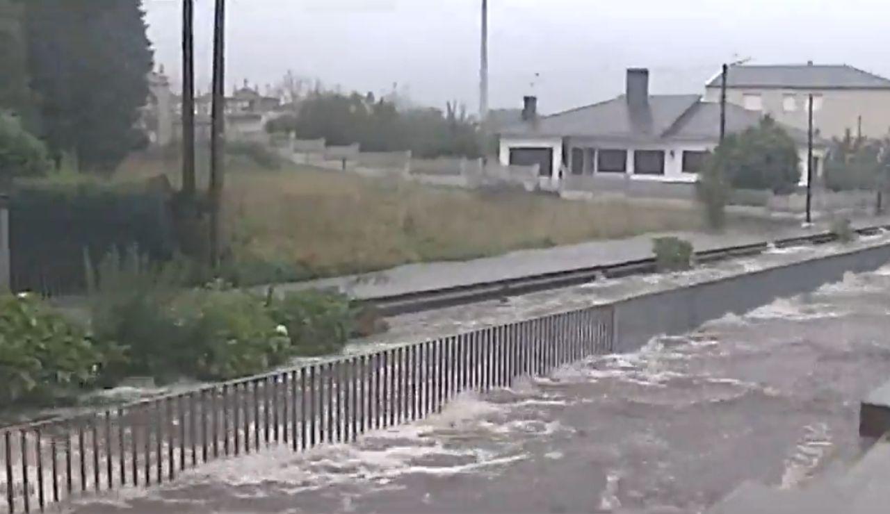 Lluvias Galicia