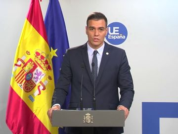"""Pedro Sánchez sobre la violencia en Cataluña: """"No habrá espacio para la impunidad"""""""