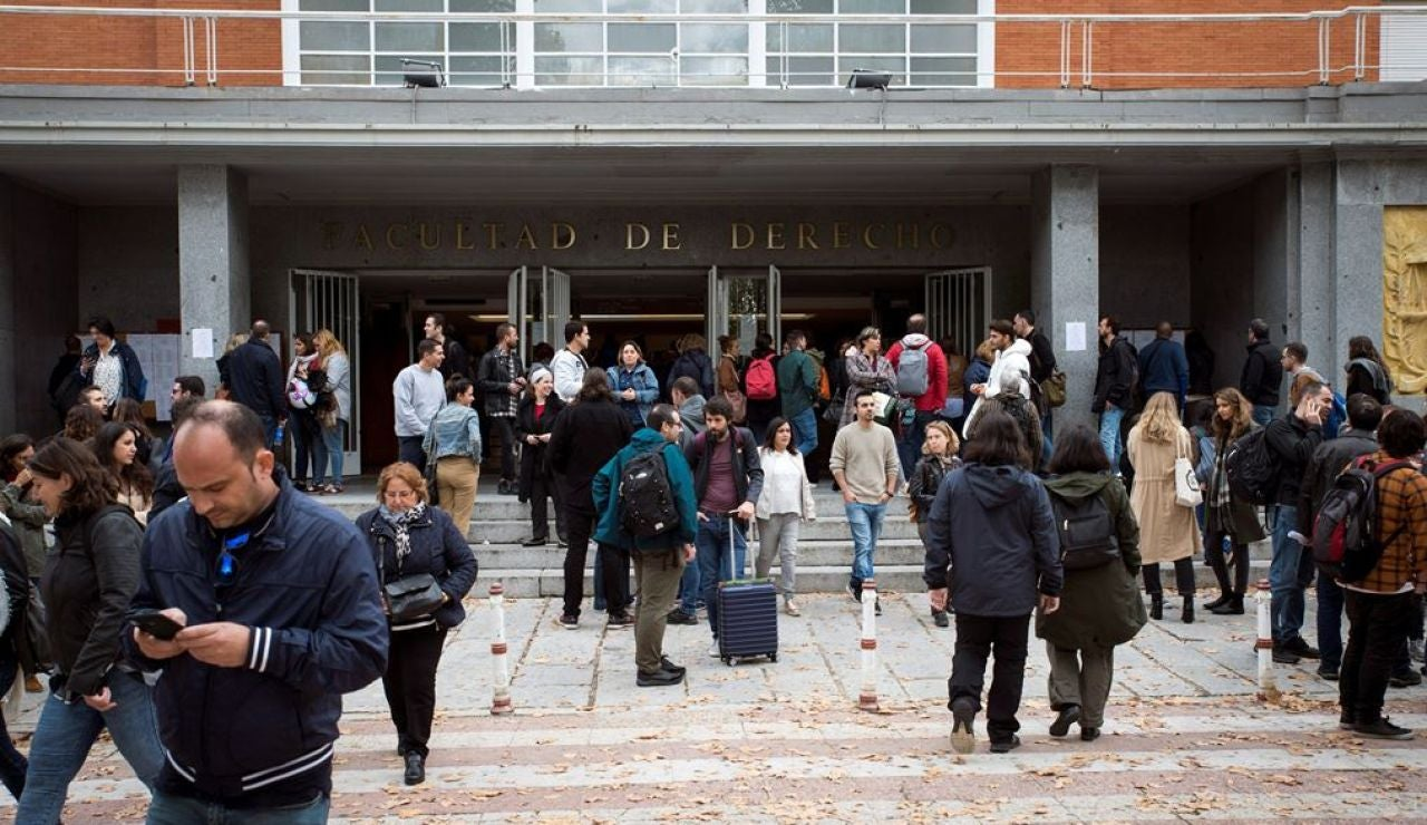 Oposiciones en Madrid