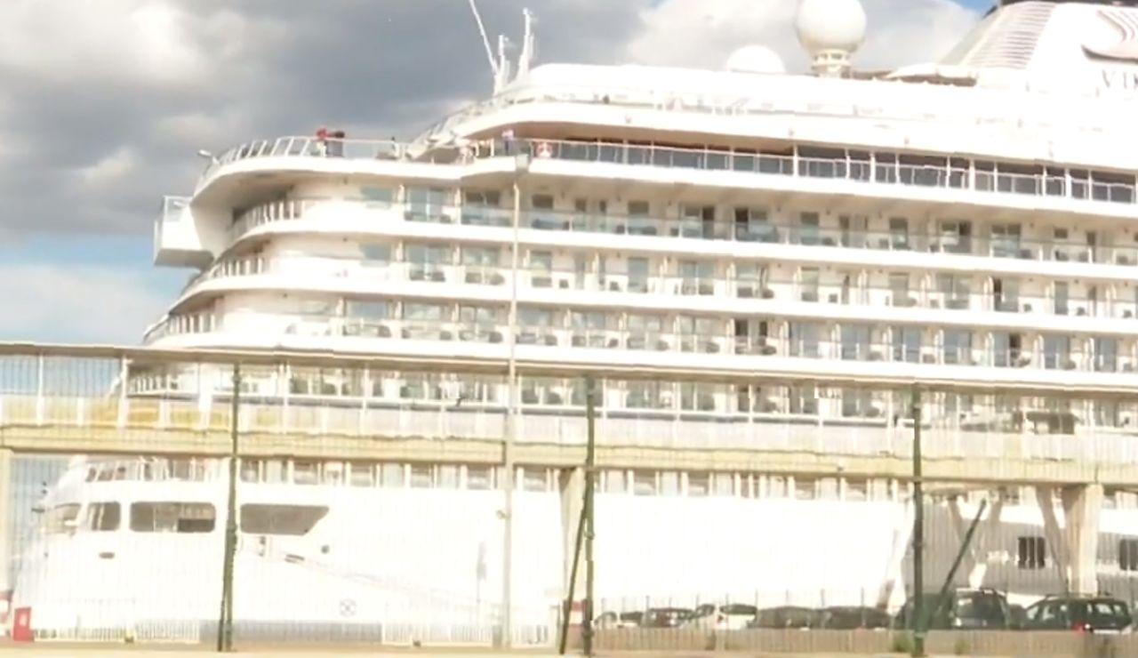 Crucero Cataluña
