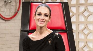 Eva González, presentadora de 'La Voz', 'La Voz Senior' y 'La Voz Kids'