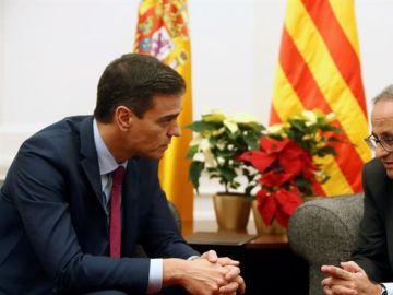 Antena 3 Noticias Fin de Semana (20-10-19) Pedro Sánchez vuelve a no cogerle el teléfono a Quim Torra
