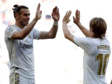 Modric y Bale, las ausencias en la convocatoria para la Champions