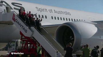 Vuelo desde Sidney a Nueva York de Qantas Airways