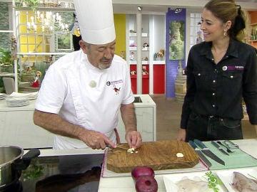 ¿Cebolla roja y blanca? Karlos Arguiñano explica la diferencia para su uso en la cocina