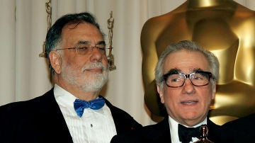 Francis Ford Coppola y Martin Scorsese