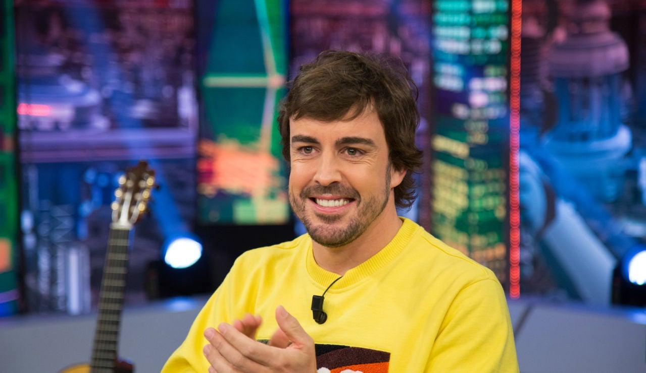 Disfruta de la entrevista completa de Fernando Alonso en 'El Hormiguero 3.0'