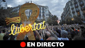 Última hora Cataluña: Manifestaciones y protestas en Barcelona hoy, en directo