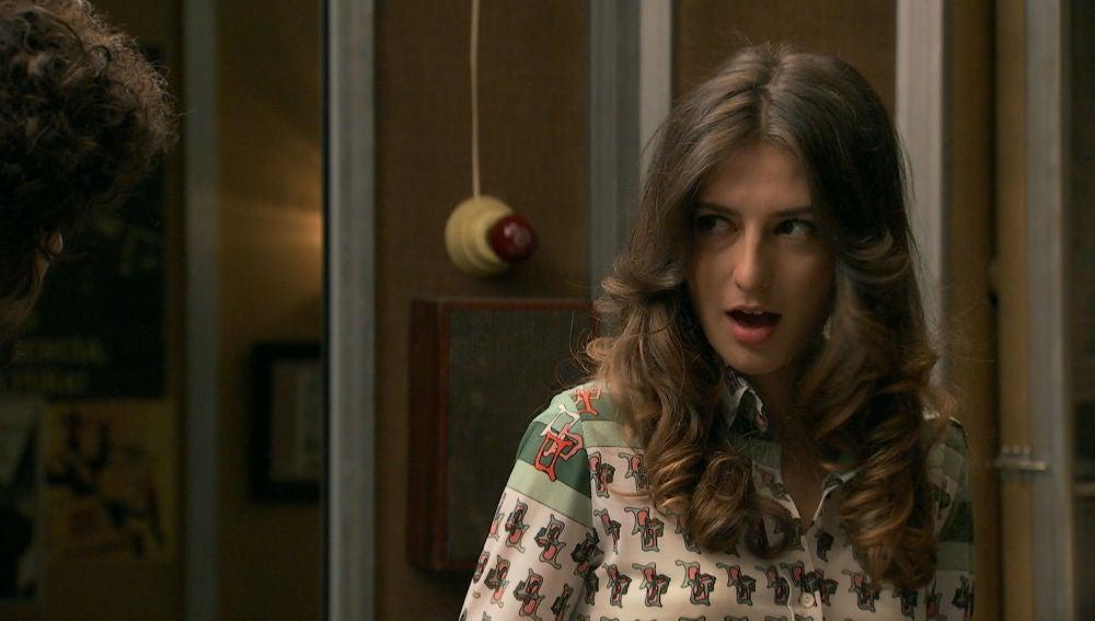 """Marina se enfada con Fede: """"No vuelvas a meter las narices en mi vida"""""""