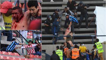 La violencia de los ultras en el Estado Alfonso Lastras