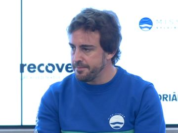 """Fernando Alonso, sobre la situación en Cataluña:  """"España es el mejor país del mundo y deberíamos valorarlo más"""""""