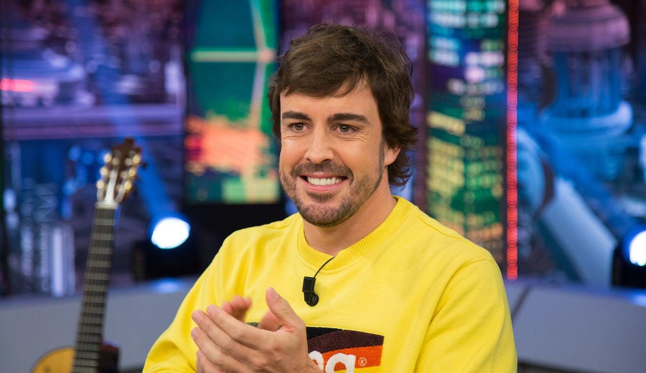 El Hormiguero: Fernando Alonso (21-10-19)