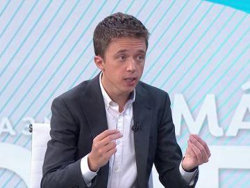 """Errejón llama a Podemos """"izquierda inútil"""" por no llegar a acuerdos"""