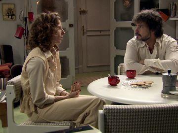 'Amar es para siempre': Julia pasa la noche en casa de Guillermo