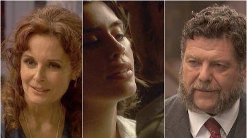 Los momentos de Puente Viejo: Una ruptura, un encuentro íntimo y un nuevo amor