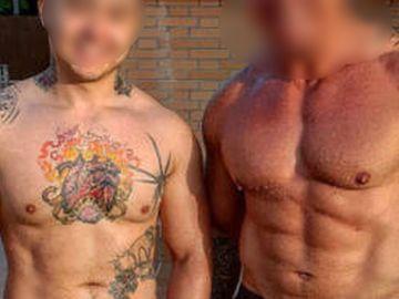 El presunto descuartizador de Valdemoro, a la izquierda