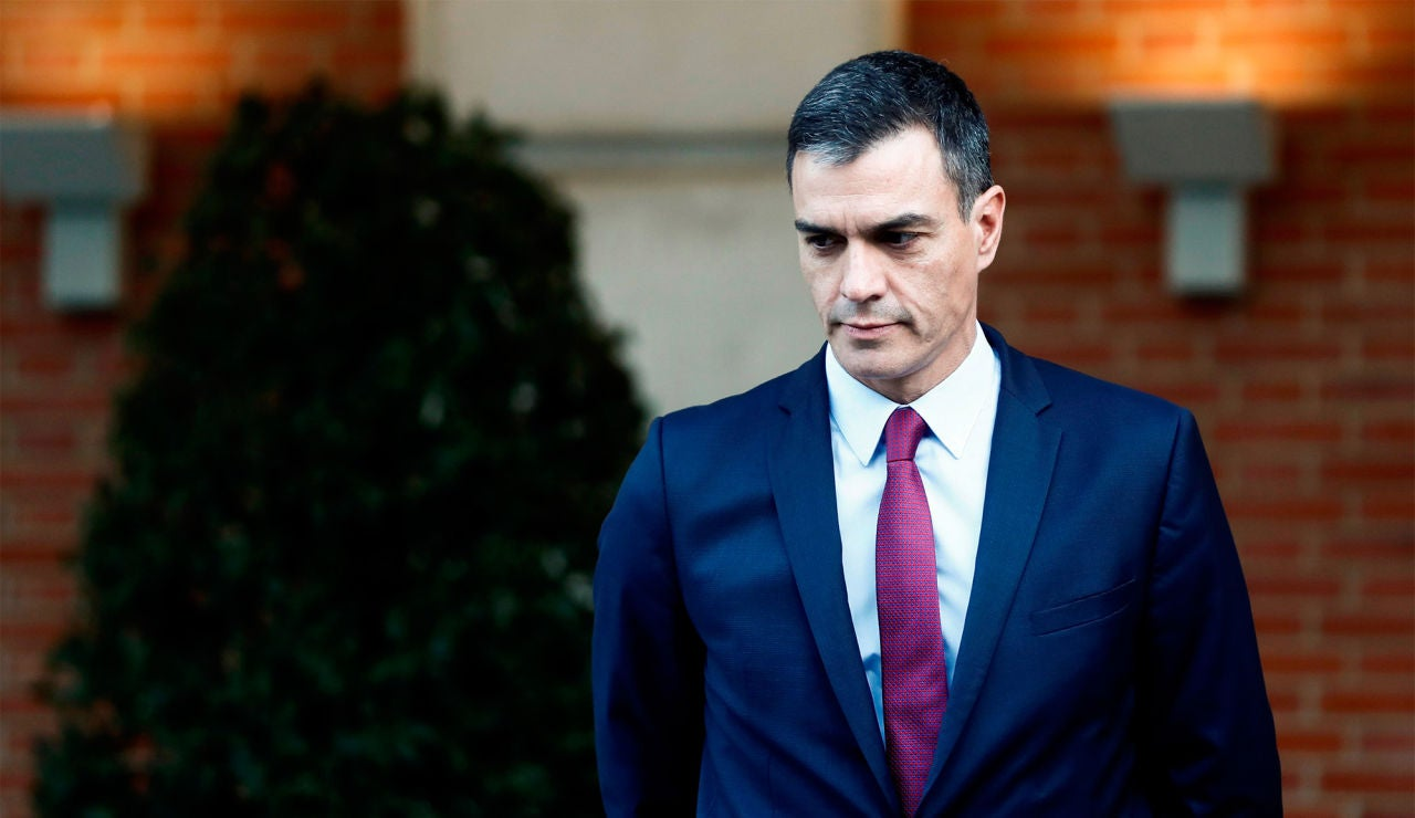 Elecciones generales 2019: El presidente del Gobierno en funciones, Pedro Sánchez