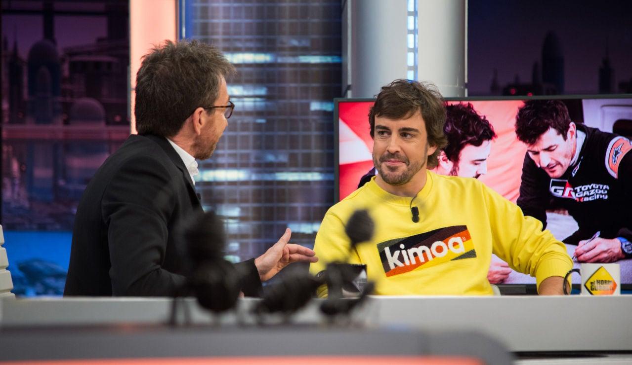 La dura preparación de Fernando Alonso para competir en las 24 horas de Le Mans