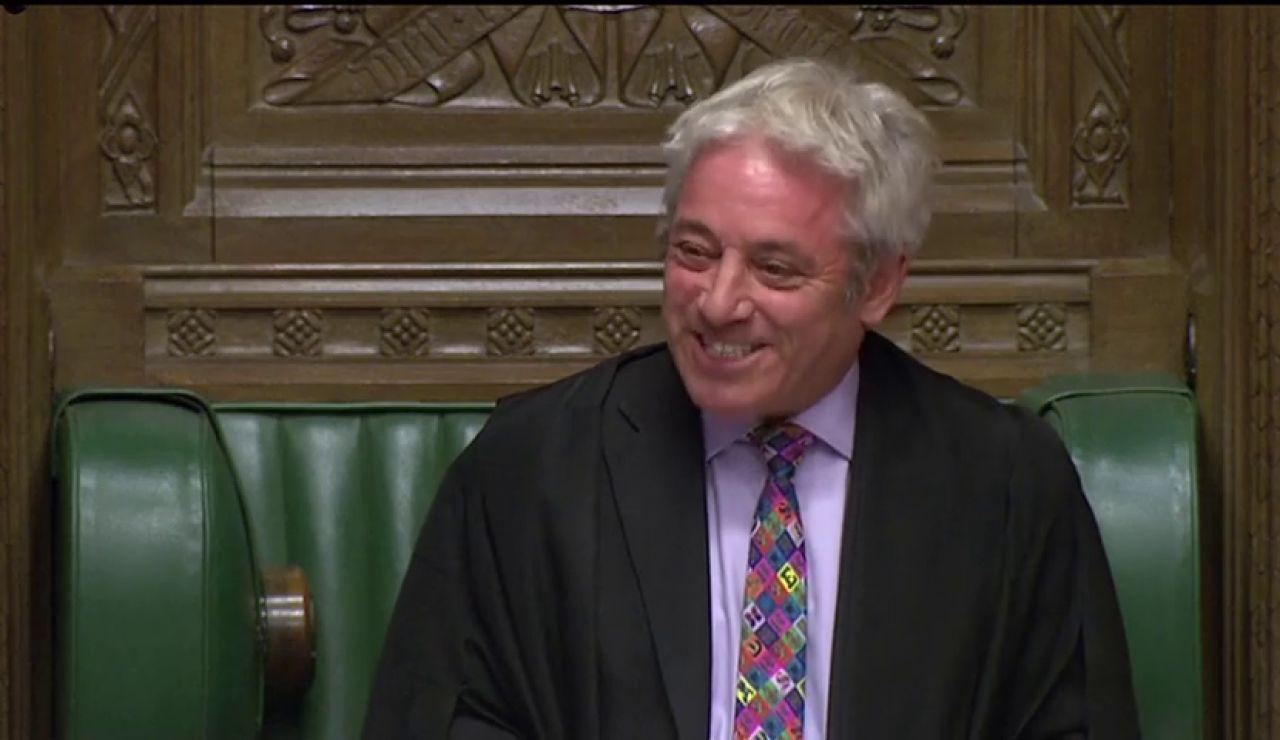 El Parlamento británico no vota el acuerdo con la UE de Boris Johnson