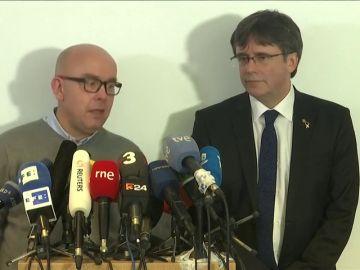 La Audiencia Nacional ordena el registro de la casa de Gonzalo Boye, abogado de Puigdemont