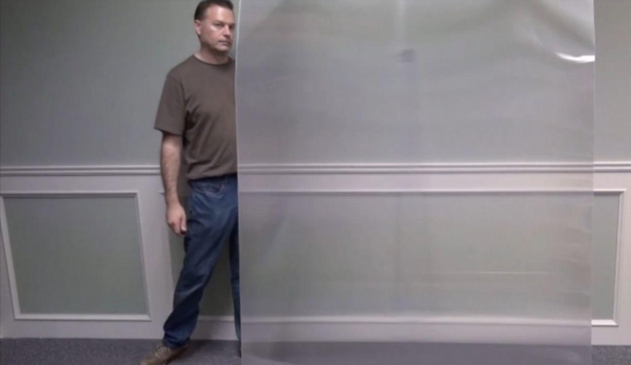 Capa de invisibilidad