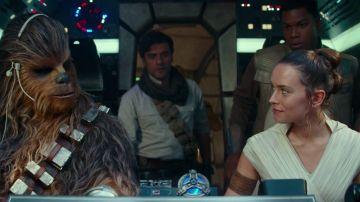 Trailer final de 'Star Wars: El ascenso de Skywalker'